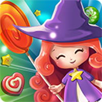 Candy Witch: Sudoku Quest-Logo